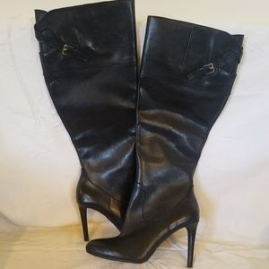 Ralph Lauren Tall Heeled Boots
